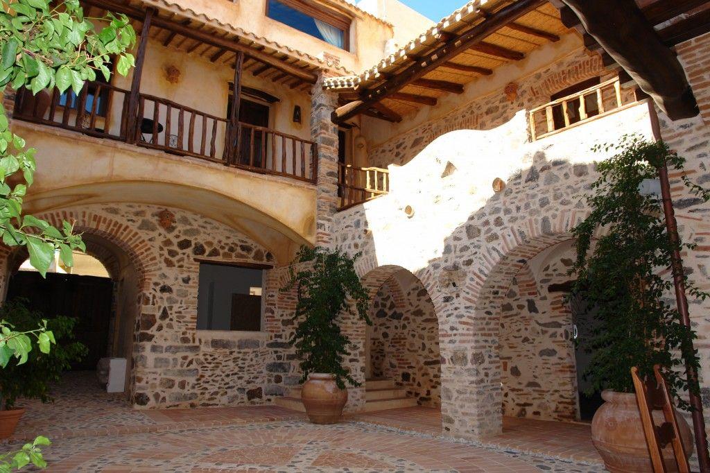 Anticos Palathos Hotel Orosei Sardegna, Hotel, Struttura
