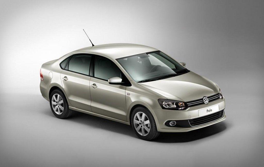 Vw Polo Sedan Vw Vento Gets A New Engine In Russia Volkswagen Vento Automoviles