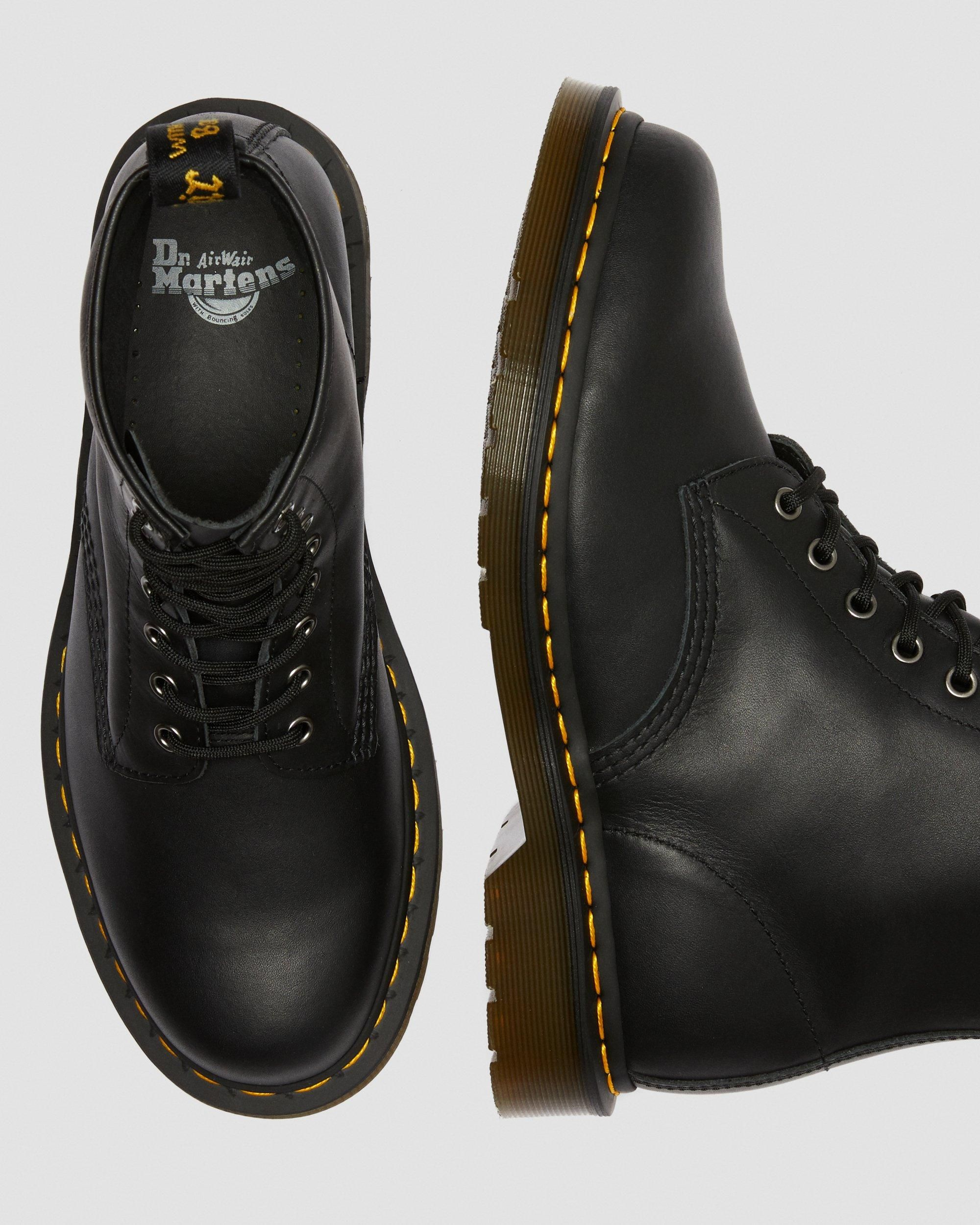 DR MARTENS 1460 NAPPA LEATHER LACE UP