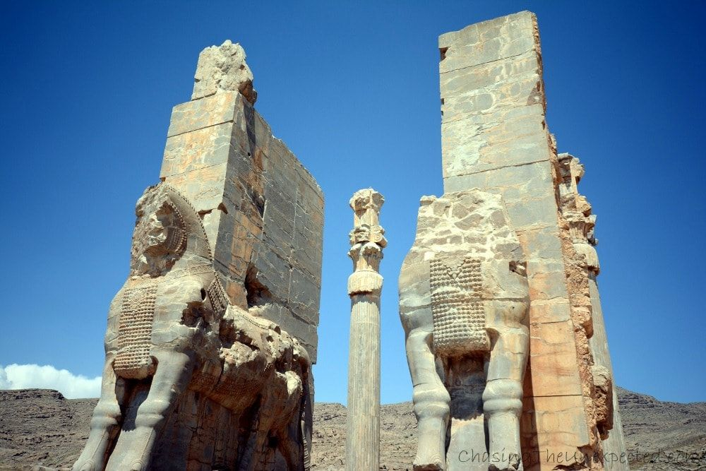 Persepolis And Pasargadae Traveling For A Glimpse Into Iran S Glorious History Iran Travel Visit Iran Cool Places To Visit