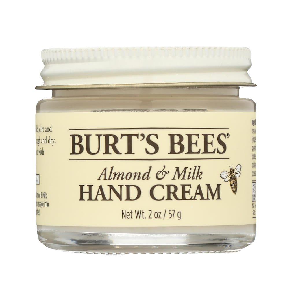 Burts bees almond milk hand cream in 2020 burts bees