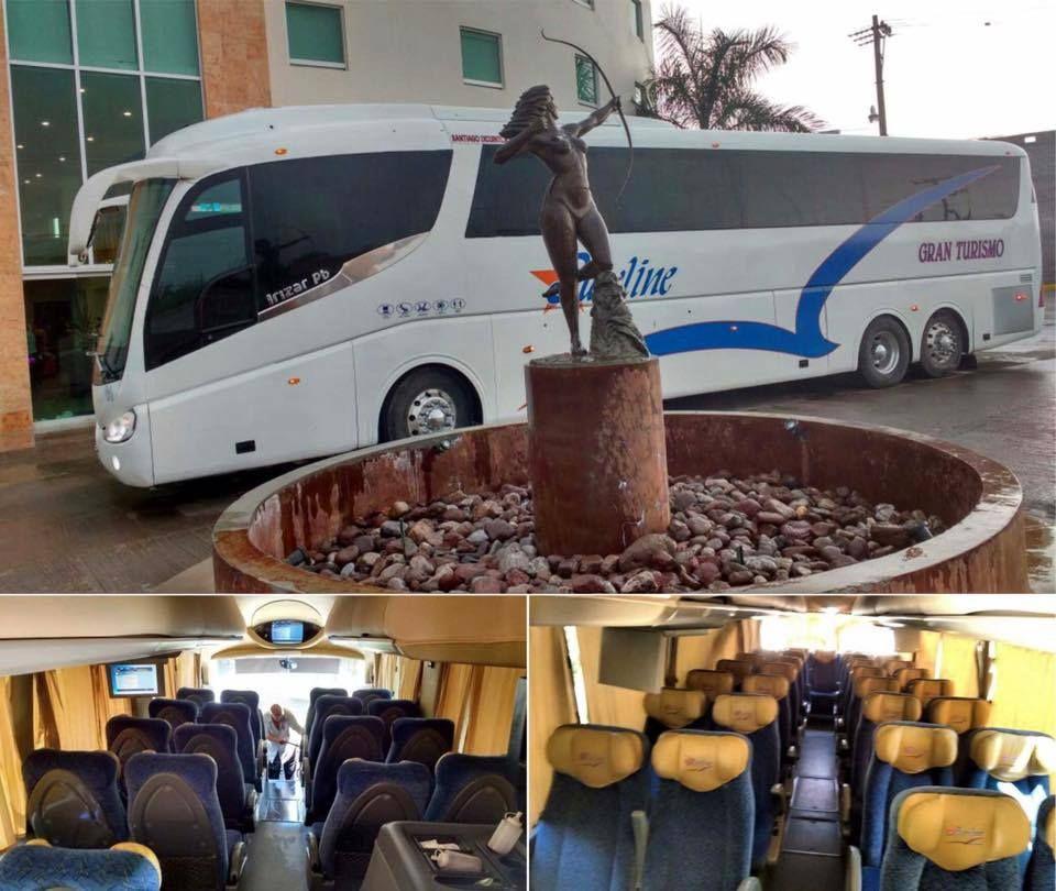 Renta de van sprinter de 20 pasajeros con chofer y autobuses de turismo cotizaciones whats app - Oficina de turismo guadalajara ...