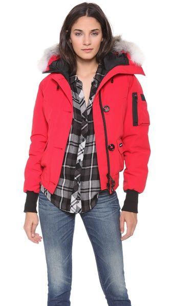Chilliwack Bomber Jacket | Canada goose chilliwack, Canada goose ...