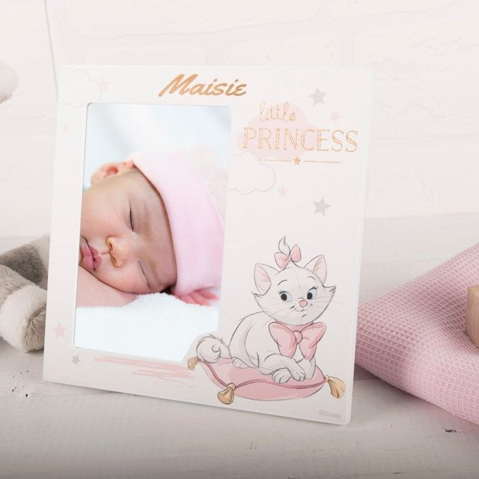 Personalised Disney Photo Frame - The Aristocats, Marie ...