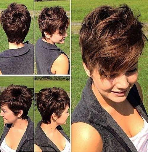 20 Short Hairstyles For Wavy Hair: #4. Short Hairstyle for Wavy ...