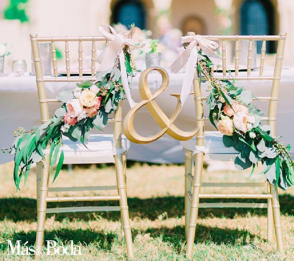 Psiu Noiva - 10 Ideias Criativas Para Decorar a Cadeira dos Noivos