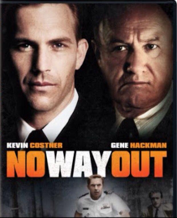 No Way Out Kevin Costner Ator De Cinema Cinema