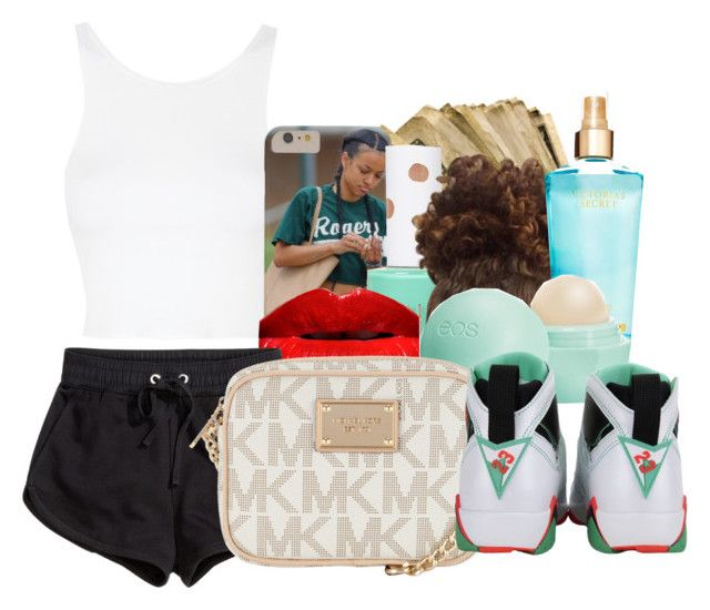"""""""Untitled #699"""" by freestylebydembaes ❤ liked on Polyvore featuring Topshop, H&M, Eos, MICHAEL Michael Kors and Retrò"""