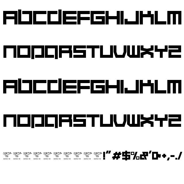 Quaalude Hulk Regular Font Free Fonts Online Journal Fonts