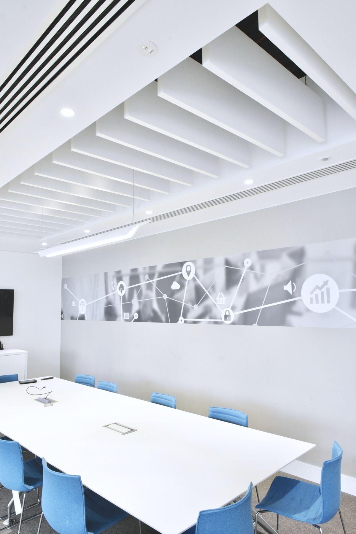 Gute Raumakustik Macht Unternehmen Erfolgreicher Akustik Raum Besprechungsraum