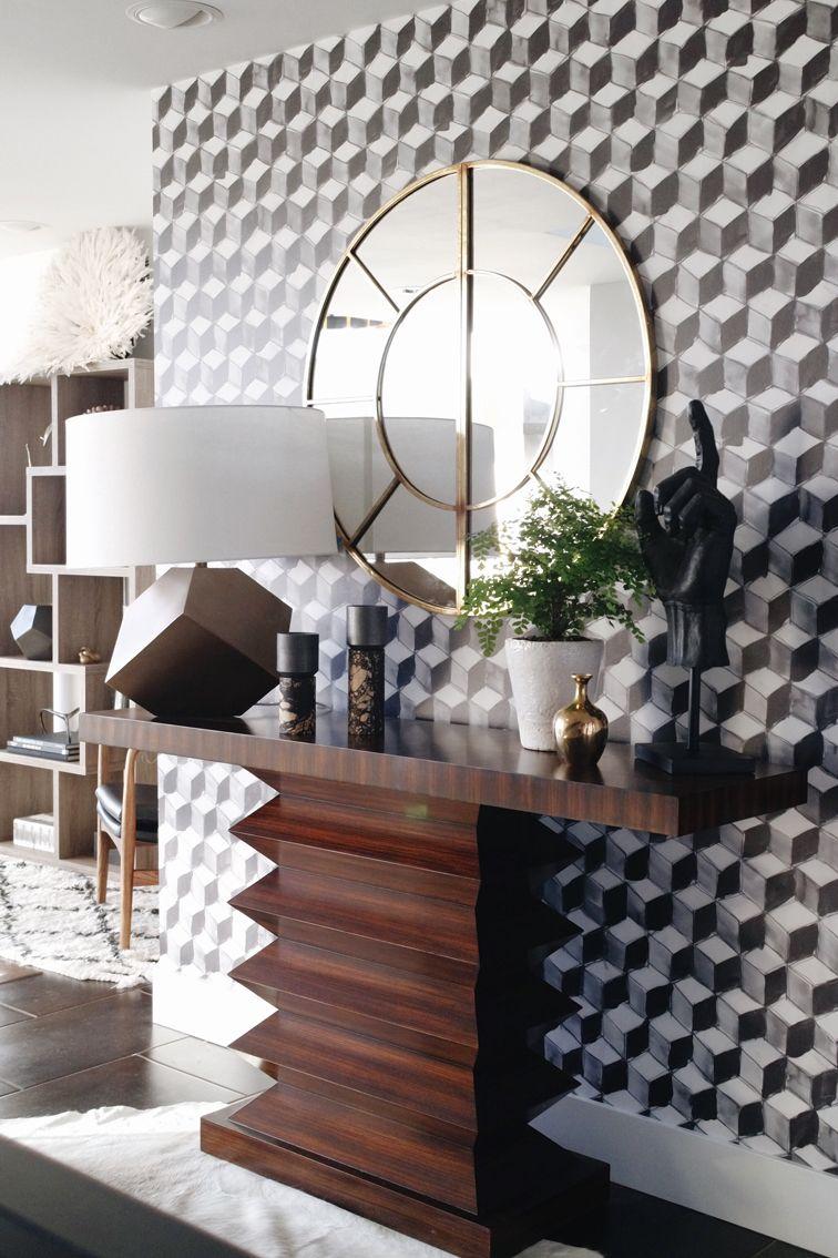 Metallic Home Decor 16 Ways To Nail This Falls Metallic Home Trend Home Vase And