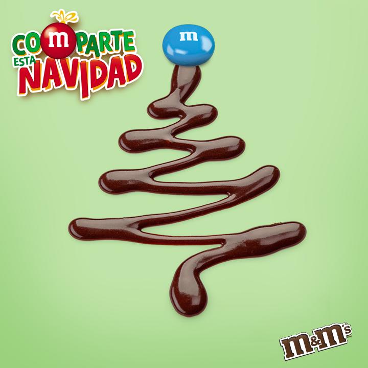 M&M's Mexico - ¿Navidad, ¿por qué eres tan deliciosa ?
