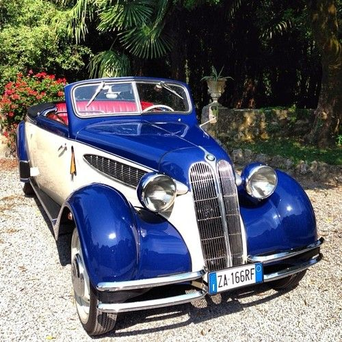 1936-1941 BMW 326, Cabriolet | Classy Chassis | Pinterest | BMW ...