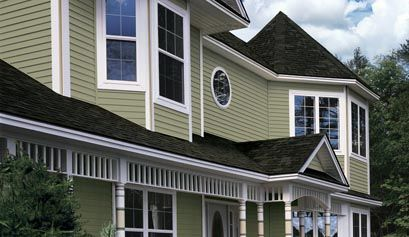 Certainteed Mainstreet Siding Apex Homes Offers This As