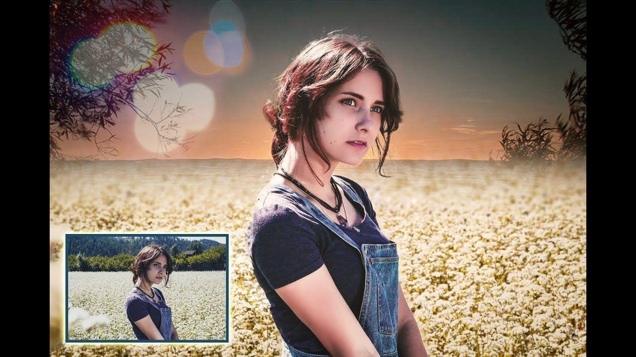 Photoshop cc tutorial outdoor portrait edit girl 1 photoshop cc tutorial outdoor portrait edit girl 1 baditri Image collections