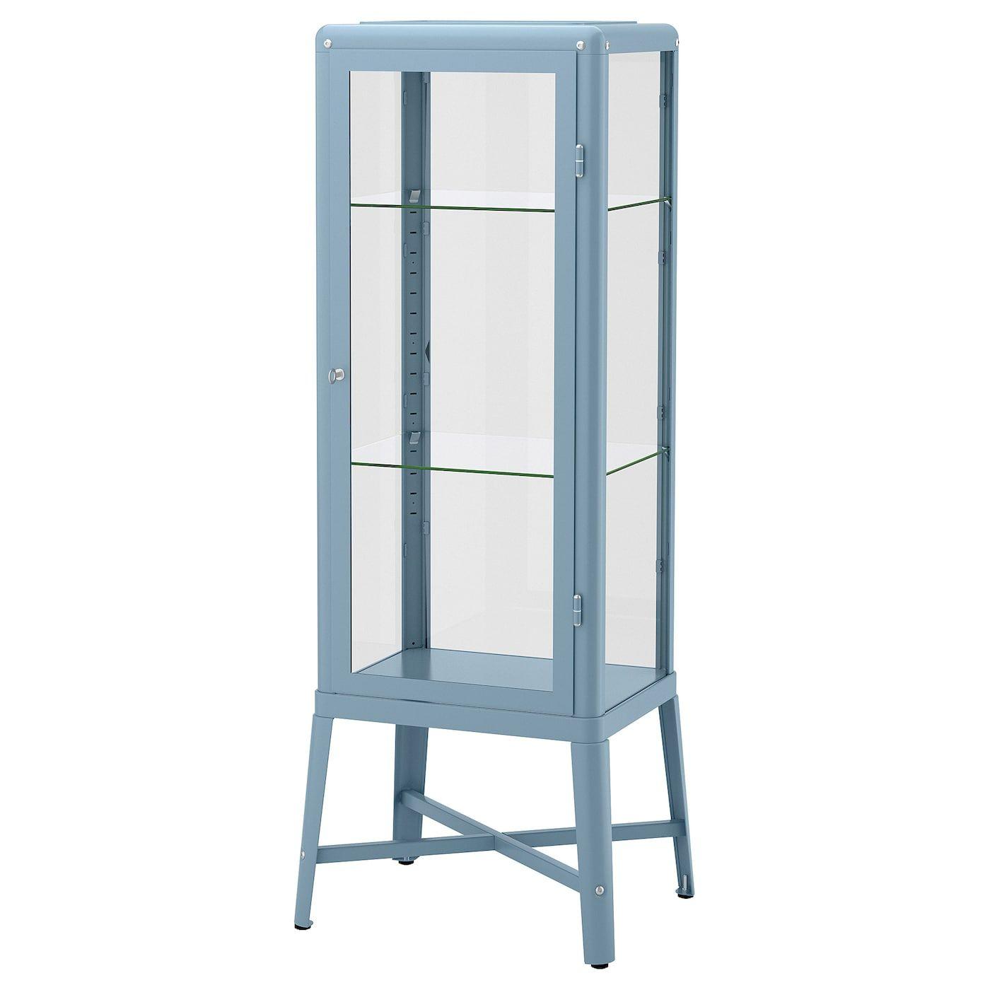 IKEA   FABRIKÖR Glass door cabinet in 20   Glass cabinet doors ...