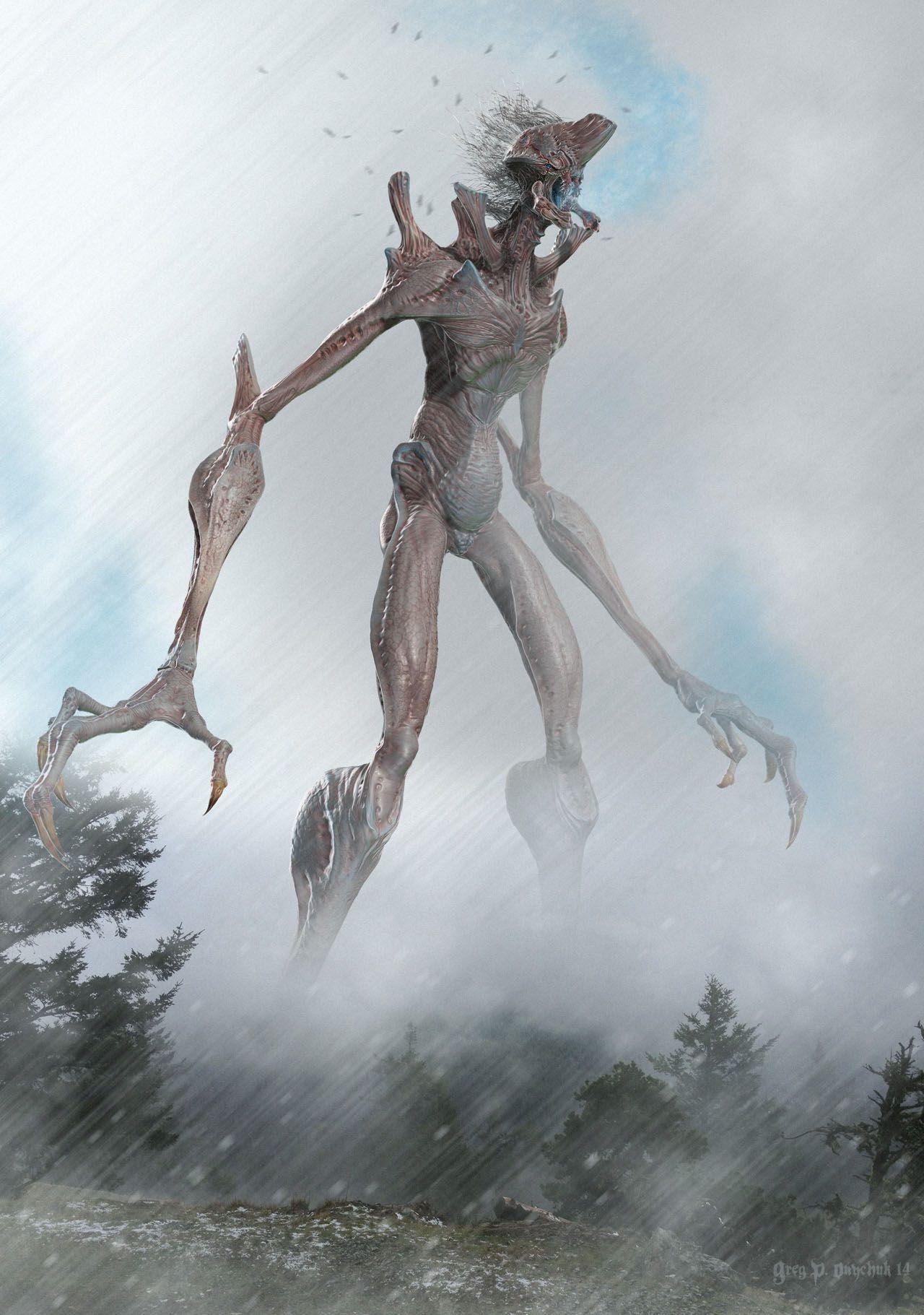 Ithaqua Creature Concept Art Creatures Fantasy Creatures Ithaqua appears in 1 issues. ithaqua creature concept art