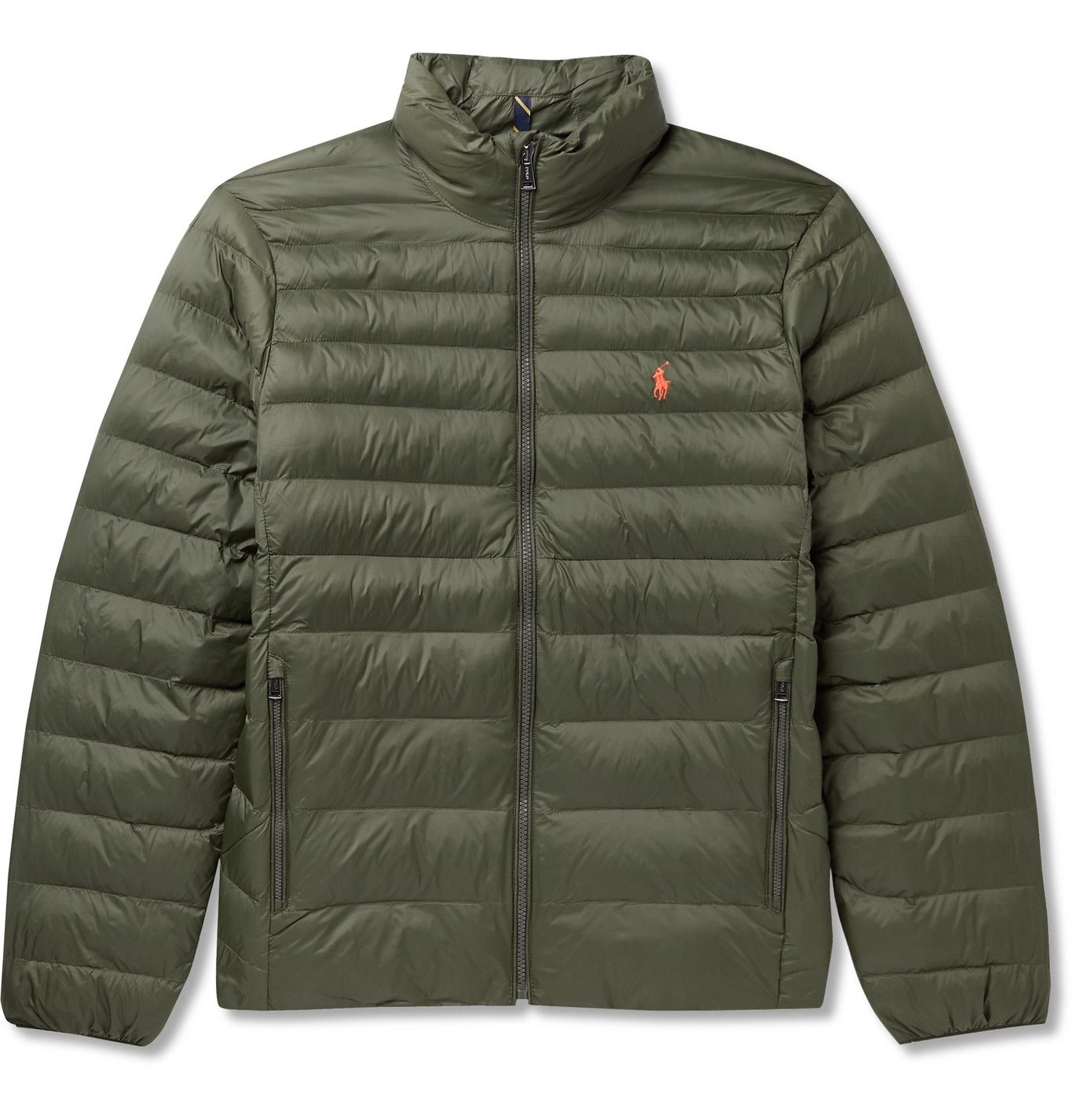 Polo Ralph Lauren Quilted Recycled Shell Jacket Men Green Polo Ralph Lauren Mens Jackets Ralph Lauren [ 1426 x 1365 Pixel ]