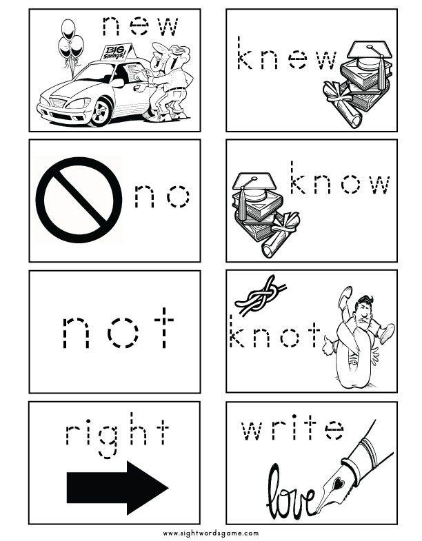 homophone flashcard 5 numbers worksheets spelling worksheets speech language worksheets. Black Bedroom Furniture Sets. Home Design Ideas