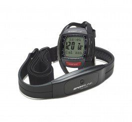 Sportline Cardio 660 Men`s Monitor (BLACK)