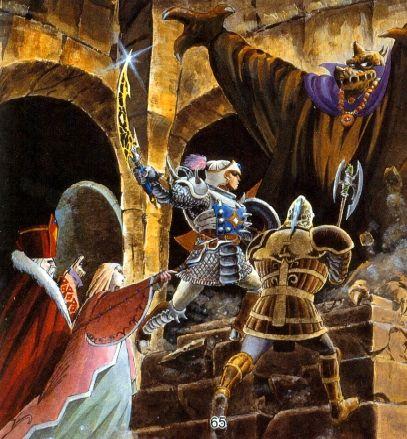 Dragon Warrior II Cover