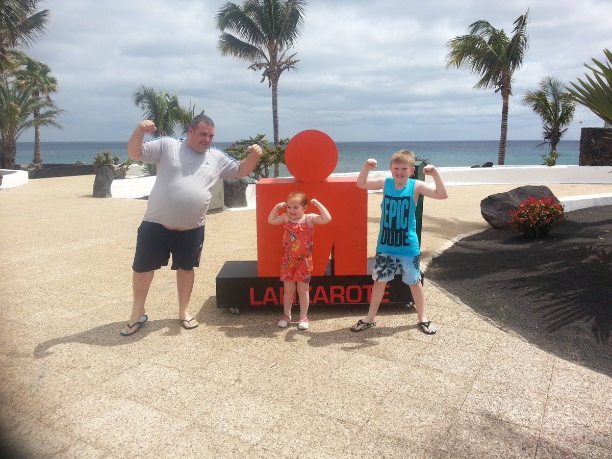 Lanzarote family holiday memories  Family holiday Last