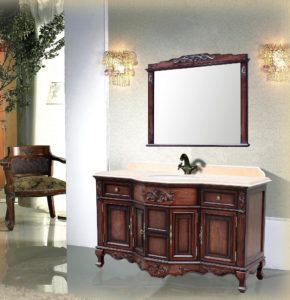Montage Antique Style Bathroom Vanity Single Sink 60 With Size 1400 X 1125 Looking Vanities Most Pros Will Tell You That The Core Of