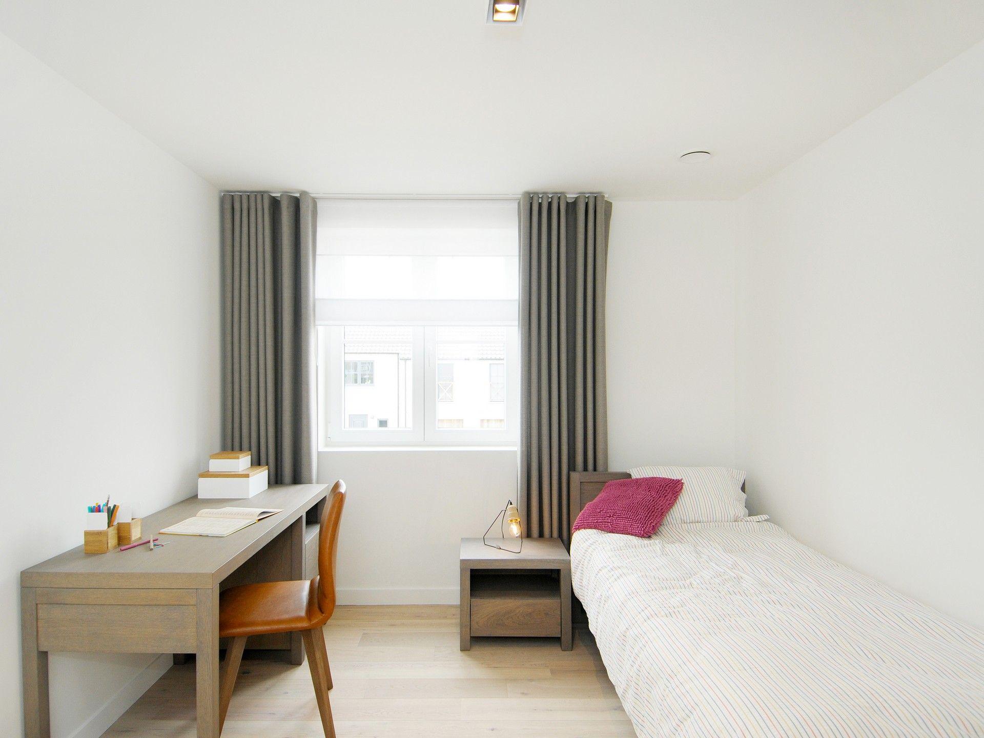 Kijkwoning dilbeek slaapkamer realisaties inspiratie