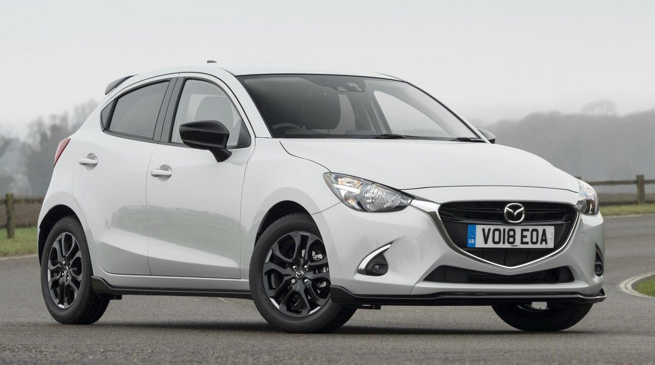 2018 Mazda2 Sport Black Special Edition for UK Mazda