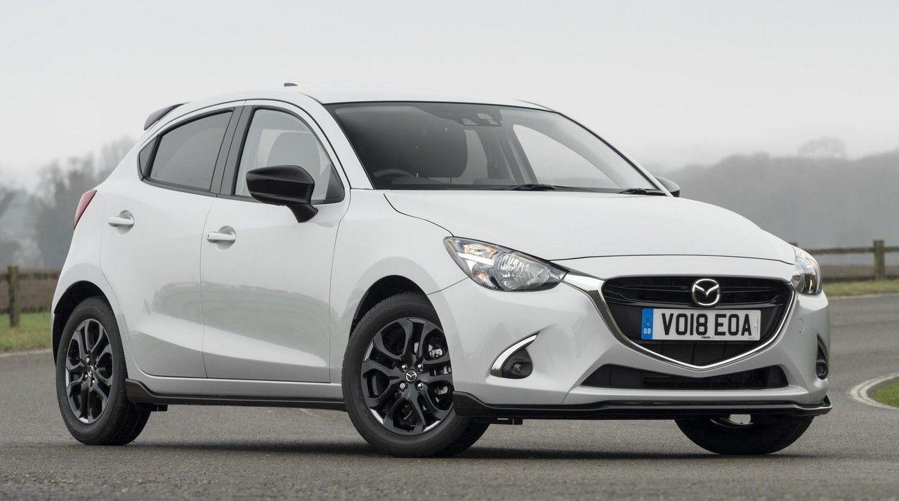 2018 Mazda2 Sport Black Special Edition for UK Mazda