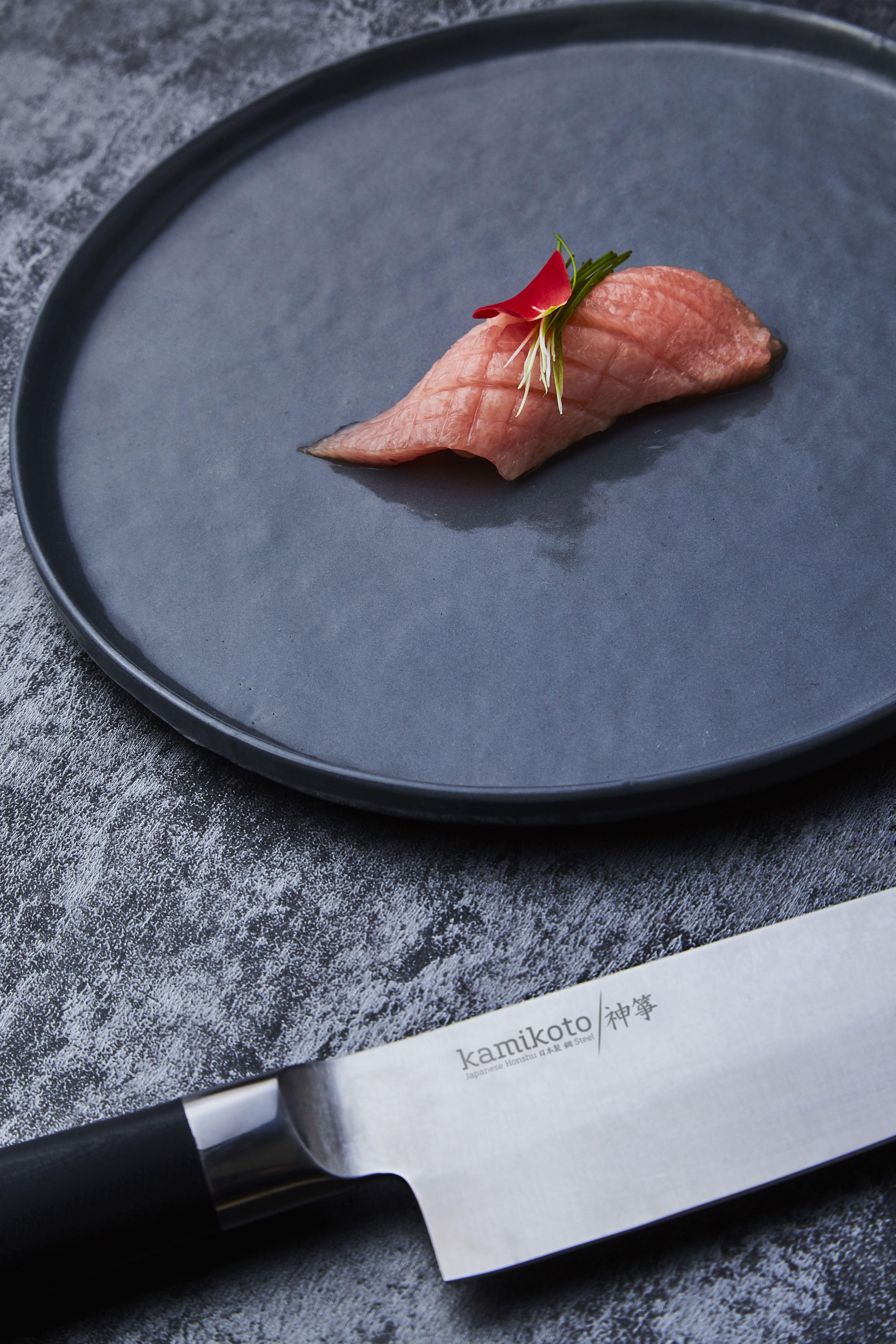 7-Inch Santoku Genten | Aesthetic beauty, Knife sets and Food