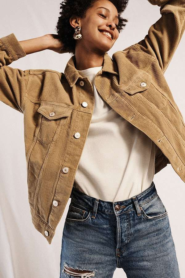 BDG Corduroy Jacket   Damn I want you   Pinterest 74beb46b1e78