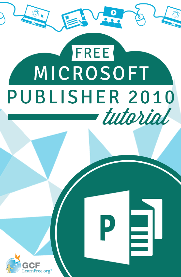 Publisher 2010 is part of the Microsoft Office suite and is used ...