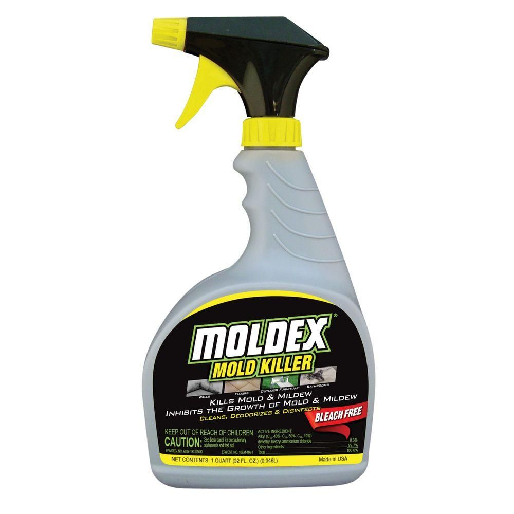 Moldex 32 oz  Mold Killer Spray | Products | Cleaning mold, Cleaning
