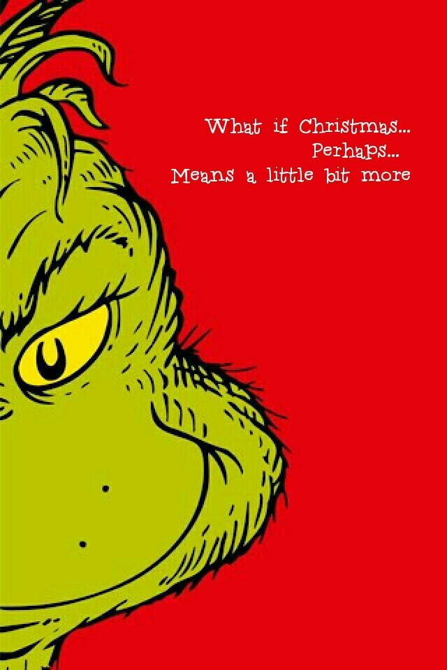 How The Grinch Stole Christmas Phone Wallpaper Christmas Phone Wallpaper Cute Christmas Wallpaper Grinch Stole Christmas