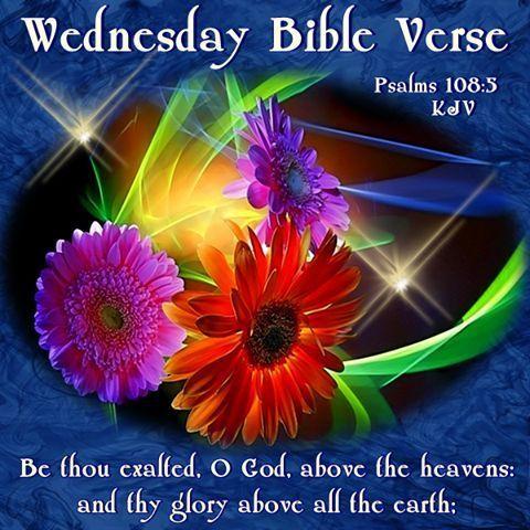 Wednesday Bible Verse Good Morning Wednesday Happy Wednesday