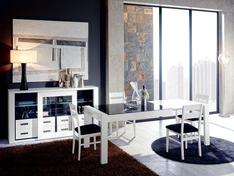 Comedor moderno myers mobiliario dise o el comedor - Ver comedores modernos ...