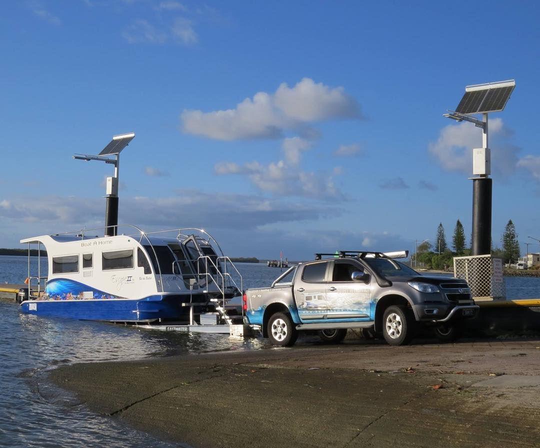Trailerablehouseboat #caravan #boating#decals#inktoimage
