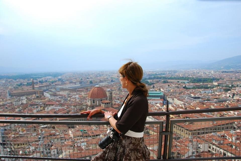 Have you climbed to the top of one of #Florence's monuments? How was the #view? www.florenceisyou.com