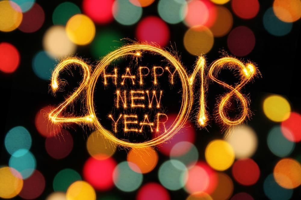 free 2018 new year images