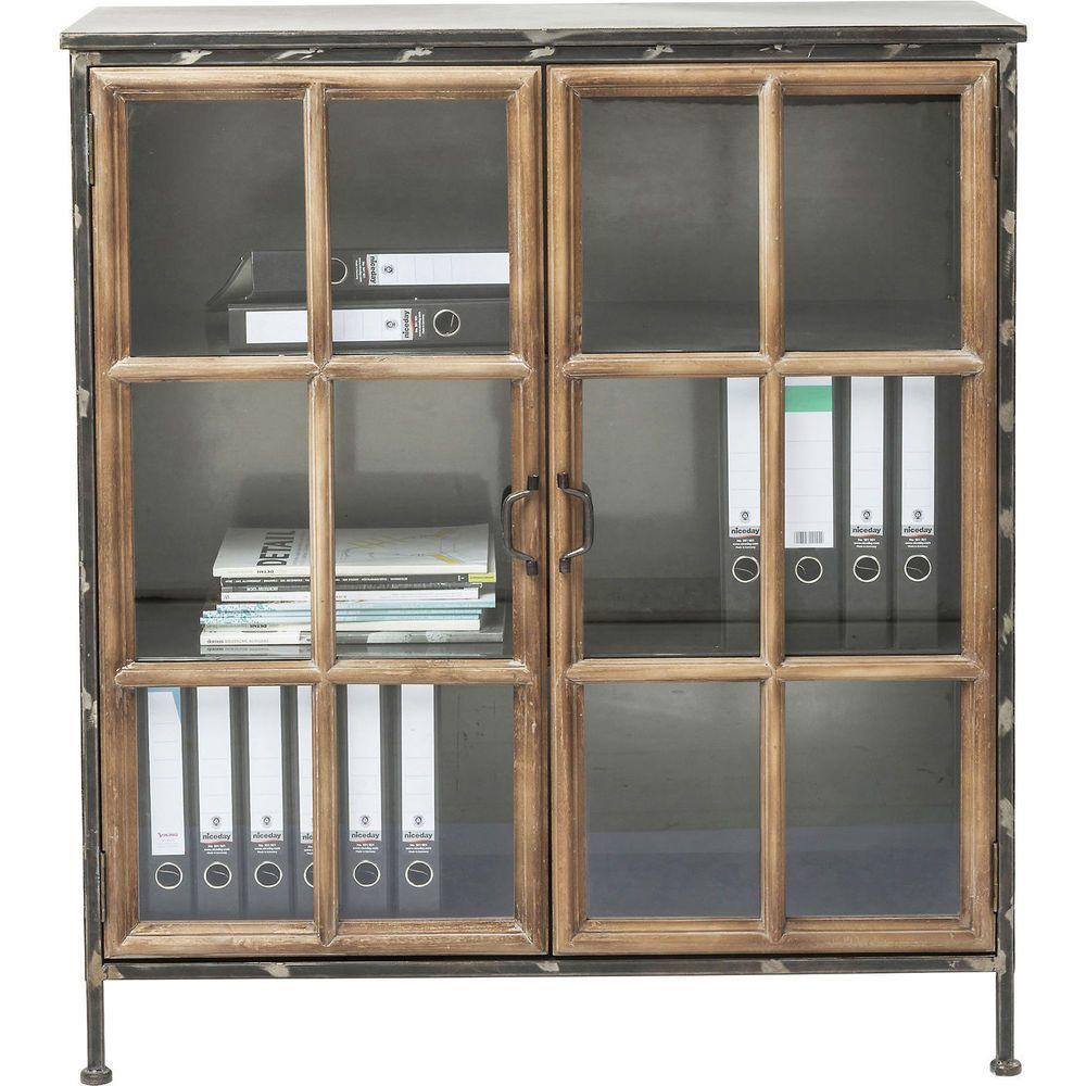 Kommode Schrank Sideboard TV Board Anrichte Kontor Visible NEU KARE Design
