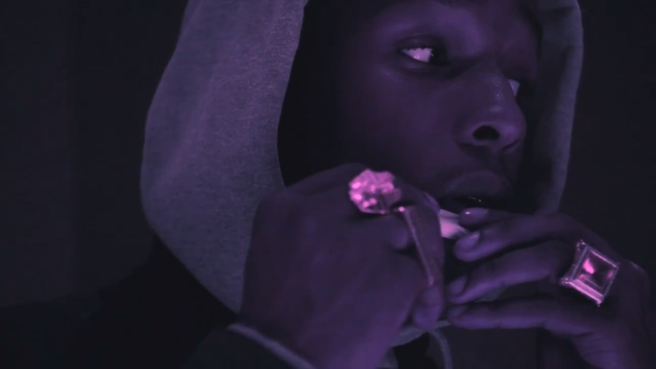 Asap rocky iphone wallpaper tumblr - Purple Gawd Aka A Ap Rocky