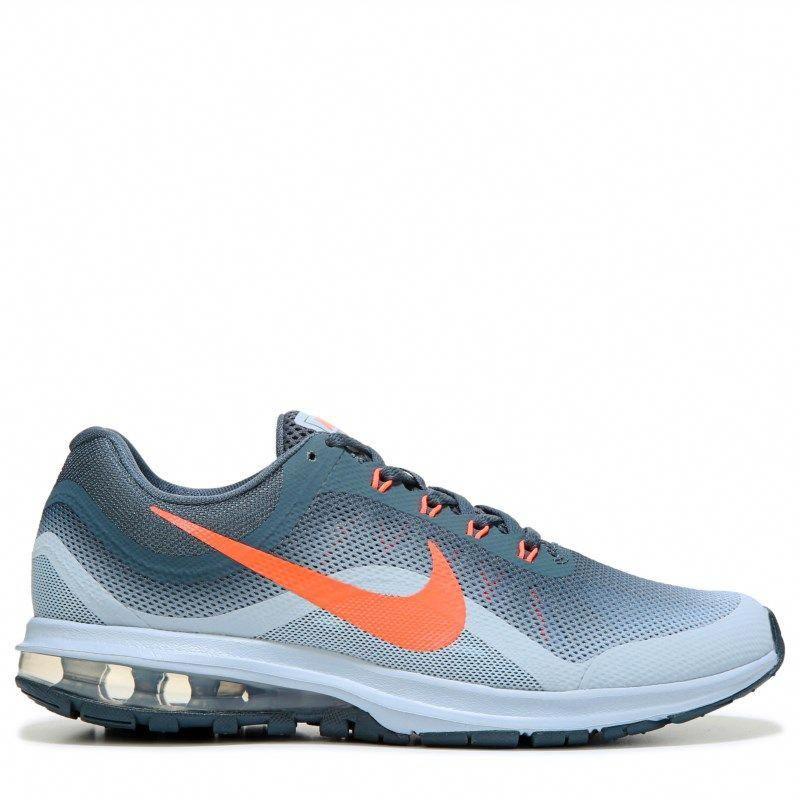967cc241881 Nike Men s Air Max Dynasty 2 Running Shoes (Blue Orange) - 11.0 M   menssneakersrunning