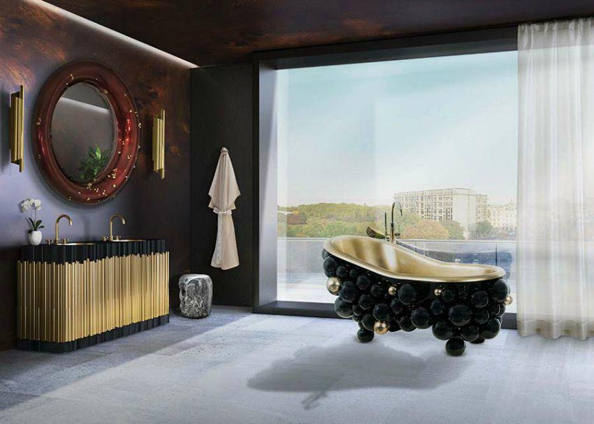Außergewöhnliche badezimmer ~ Außergewöhnliche badzimmer ideen schöner wohnen badezimmer