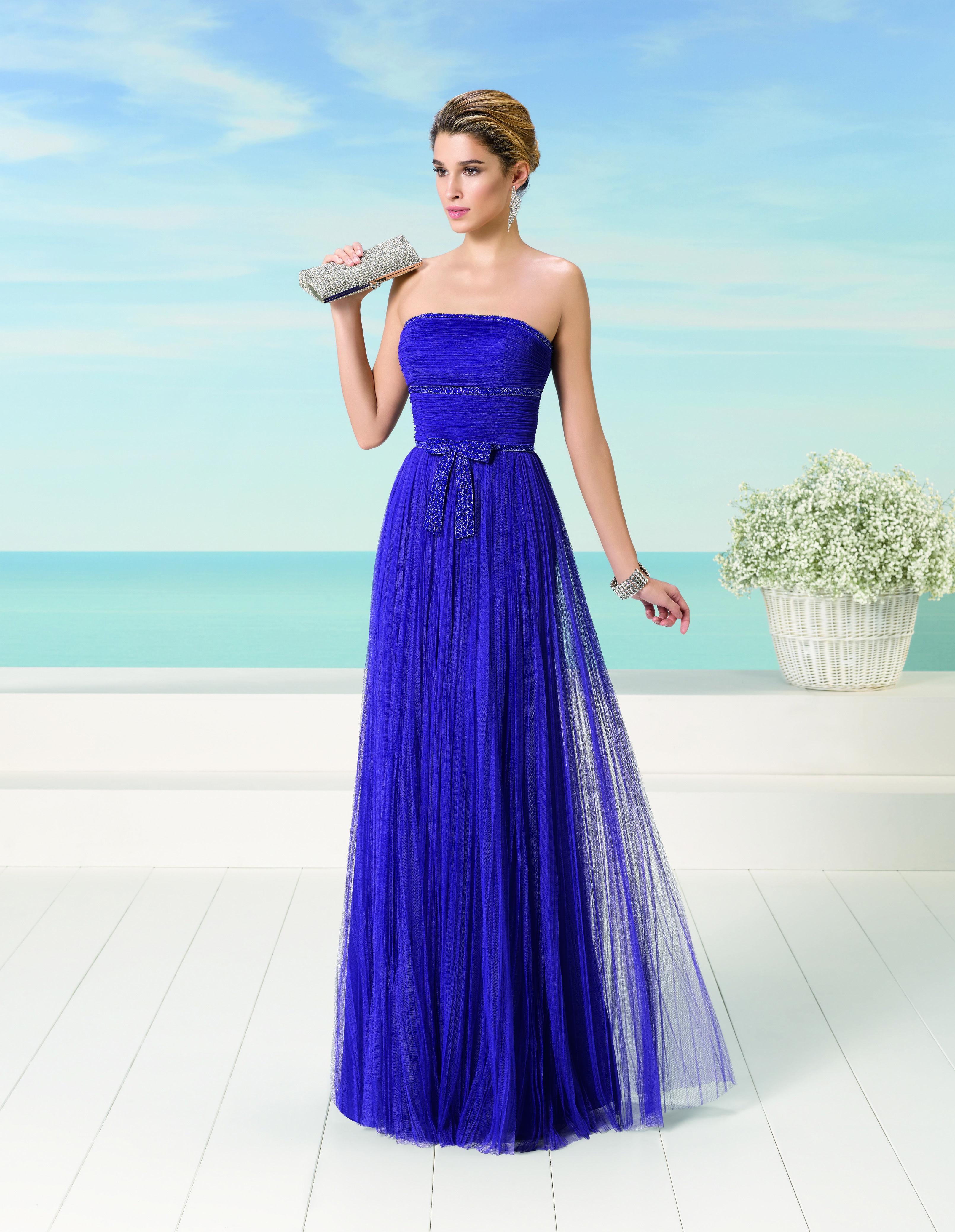 Fantástico Color Marfil Vestidos De Fiesta Ideas Ornamento ...