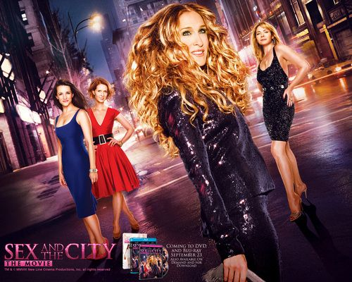 Sex and the city productions movie