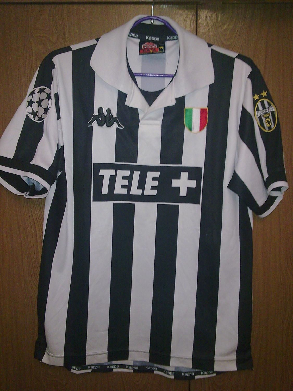 innovative design b1e77 73464 Juventus football shirt 1998 - 1999 | Style | Football ...
