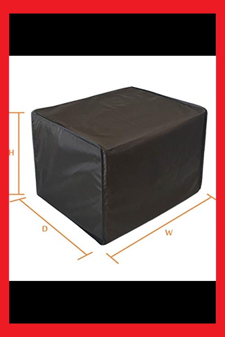Jeacent Window Air Conditioner Cover Medium, Bottom