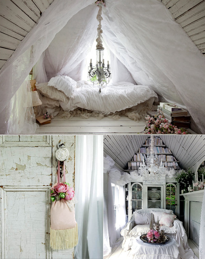shabby chic and pretty creepy decor Pinterest Shabby Shabby