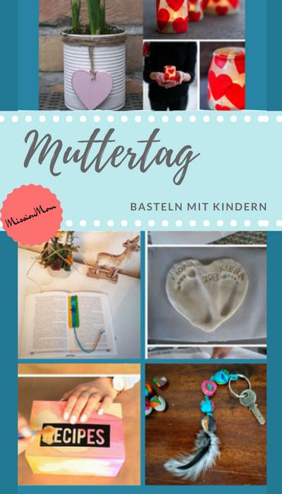 Muttertagsgeschenk Basteln Mit Kindern Tolle Diy Ideen